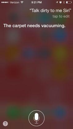My convo with Siri 3