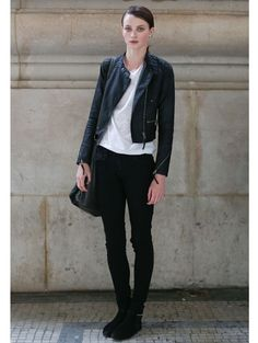 Streetstyle @ Parijs Fashion Week