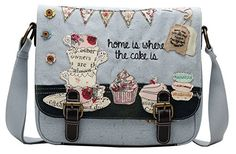 Vendula London Women Designer Handbag Ladies Crossbody Tea Party Messenger Bag Ladies Of London, London Women, Designing Women, Designer Handbags, Tea Party, Purses And Bags, Messenger Bag, Lady, Stuff To Buy
