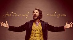 Dust and Ashes Great Comet Of 1812, The Great Comet, Theatre Geek, Musical Theatre, Broadway Quotes, Broadway Shows, War And Peace Bbc, Josh Groban Broadway, Josh Gorban