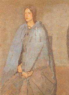 The Pilgrim - Gwen John