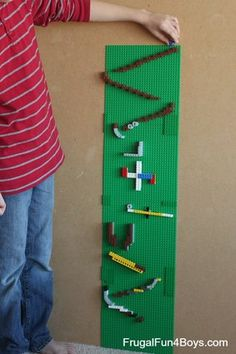 20 Creative Lego Activities