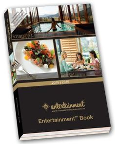 Activate Your Entertainment Book Membership