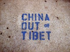 why would a country invade a peaceful nation? United Nations, Tibet, Country, Room, Blue, World, Bedroom, Rural Area, Rooms