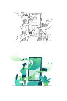 fashion illustration design Driven by design attach sketch - Flat Design Illustration, Fashion Illustration Sketches, Character Illustration, Digital Illustration, Graphic Illustration, Creative Illustration, Web Design, Design Sites, Vector Design