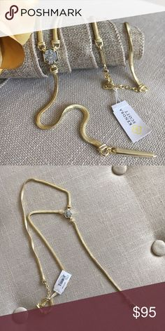 Kendra Scott Starla Necklace Gold with Platinum This Kendra Scott Starla Necklace is Gold with Platinum Druzy. Such a popular style and stone! New with tags, never worn. No box or bag but I will ship in a box! Finally deciding to let go of some of my KS collection as I'm moving and need to clear out the jewelry box. Smoke free home. This is such a pretty necklace for Fall!! Kendra Scott Jewelry Necklaces