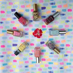 #nailpaints from #barryM
