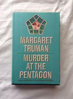 Murder at the Pentagon / Margaret Truman / BCE 1992