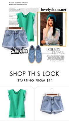 """""""Shein 11"""" by zerina913 ❤ liked on Polyvore featuring shein"""