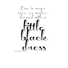 Timeless statement, don't you agree? Well, it's Thursday... You know what that means, right? Partaaaaay! + a little black dress ;) #littleblackdress #silversequin #dress #dresses #beauty #beautiful #collab #evening #eveningdresses #gown #gowns #custom #custommade