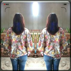 sewing diy one piece pattern blouse1