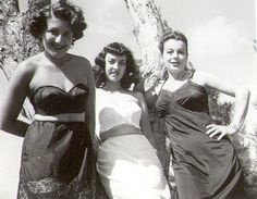 hoodoothatvoodoo:  1950s