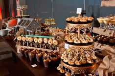 Heinz History Center Wedding | The Event Group | Dessert Table, Bella Christies, Cookie Table