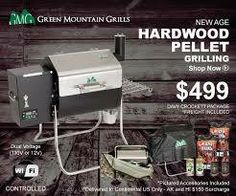 Davy Crockett Online Package * For more information, visit image link. (This is an affiliate link) Green Mountain Grills, Davy Crockett, Smoke Bbq, Kitchen Sale, Backyard Bbq, Brisket, Outdoor Cooking, New Age, Tailgating