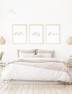 Buona Notte Printable Set of Above Bed Printable Quote Set of Buona Notte Print, Above Bed Prints, Buona Notte, Guest Bedroom Wall Art - Modern Living Room Quotes, Bedroom Quotes, Bedroom Prints, Bedroom Decor, Wall Decor, Bedroom Ideas, Guest Bedrooms, Master Bedroom, Guest Room