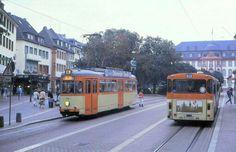 Schillerplatz Mainz 1987