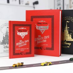 Personalised Disney Cars Collection Book - Disney Cars Collection - Deluxe