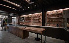 HongC. Eyewear & Watches by V+T Interior Studio, Taipei – Taiwan » Retail Design Blog