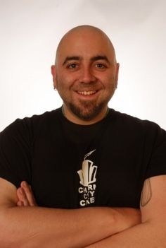 Exclusive: Duff Goldman on making the perfect chocolate cake for Valentine's Day