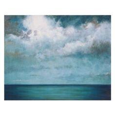 Aqua Seascape from Z Gallerie