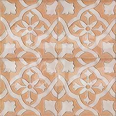 Antique Arab enameled tiles