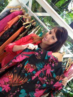 Jana Rosa e uma de suas peças favoritas_estampa trocipal #previewrenner