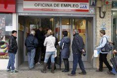 La tasa de paro en la zona euro marca un récord impulsado por España y Grecia
