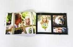 Ślub. Fotoksiążka ślubna izzBook Premium Flat - tak wygląda w realu jeden z projektów albumu ślubnego z izziBook.pl, który możesz wykorzystać