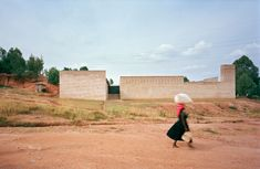 Education Center Nyanza, Rwanda, Dominic Stark Architekten