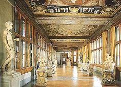 Uffizi Gallery - Florence, Italy