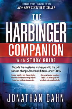 The Harbinger Companion with Study Guide by Jonathan Cahn (Paperback)…