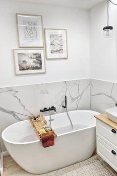 House Design, Interior, Beliani, New Homes, Bathroom, Bathroom Decor, Bathtub, Bathroom Redo, Bathroom Inspiration
