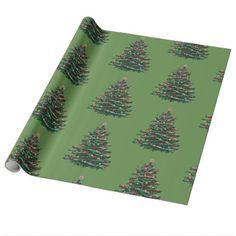Christmas Wrapping Paper New Year - Xmas ChristmasEve Christmas Eve Christmas merry xmas family kids gifts holidays Santa