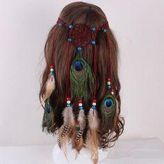 Dreamcatcher Hairpin Hair Barrette