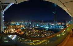 Spectacular Dubai City View  #City #Dubai #Spectacular #View