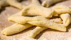 Strozzapreti Fatti in Casa - Pasta Fresca Senza Uova