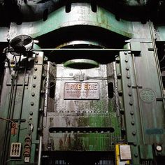 Industrial Nuclear power station door  :)