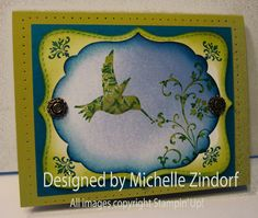 Technique: Marker Thumping on Rubber Stamps · Stamping | CraftGossip.com