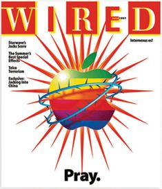diseño editorial, Wired