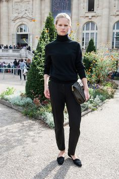 Paris Fashion Week Spring 2015 Models