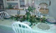 Cake Plates and Other Treasures : Butterflies are fluttering