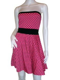 Rockabilly Polka dot wiggle Dress [DR-129] - $28.98 : Pin Up Rockabilly Clothing | 50s Vintage Clothes | Pinup Clothing Shop