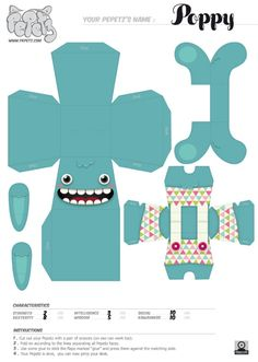 Blog_Paper_Toy_papertoys_Pepetz_V1_Batch_template_preview76