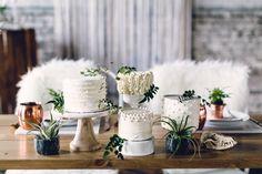Nordic industrial wedding inspiration - photo by Danfredo Photos + Film http://ruffledblog.com/nordic-industrial-wedding-inspiration