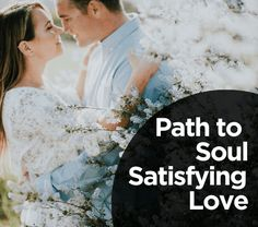 Do You Wish You Could Have MORE In Your Marriage?  Do you want more love? More passion? More intimacy? More sex?  The Path to Soul Satisfying Love Series is a 10 Part Video Series to Guide you and your spouse through how to fall deeper in love than ever before.