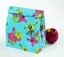DIY School Lunch Bag: DIY Lunch sack