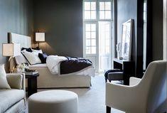 Skillebekk • Slettvoll Bedroom Inspo, Home Bedroom, Master Bedroom, Bedrooms, Master Suite, Modern Kitchen Design, Sweet Home, Interior Design, Interior Ideas