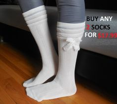 Knitted Socks with bow, tight socks, women boot socks, White off Romantic cozy socks, tight leg warmers by MybeautySpells ♥♥♥♥♥♥ SPECIAL PROMOTION: BUY ANY 2 Leg Warmers for ONLY $17.99 by using the coupon code : SPECIALDISCOUNT ♥♥♥♥♥♥ ♥♥♥♥♥♥ SPECIAL PROMOTION: BUY ANY 3 Leg Warmers for ONLY $26.99 by using the coupon code : SPECIALDISCOUNT ♥♥♥♥♥♥ ♥♥♥♥♥♥ SPECIAL PROMOTION: BUY ANY 4 Leg Warmers for ONLY $35.99 by using the coupon code : SPECIALDISCOUNT ♥♥♥♥♥♥ The Coupon code works ALSO if…