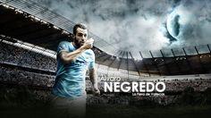 Alvaro Negredo Manchester City Wallpaper HD 2014 #1
