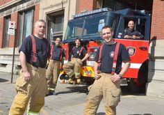 Real world fireman inspiration for costume